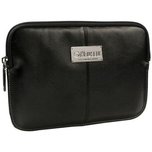 Krusell Luna Tablet Sleeve 7 Inch Black Cream