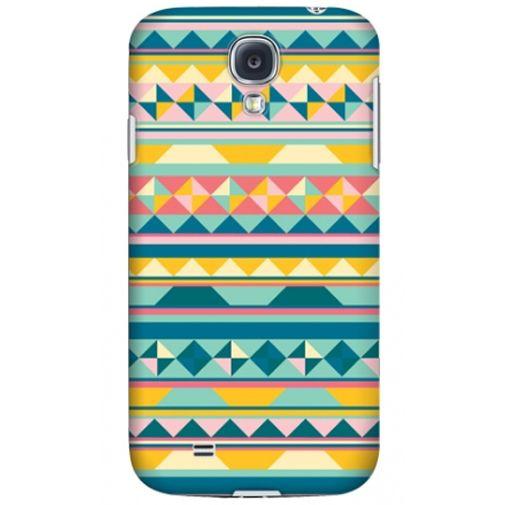 Krusell Printcover Samsung Galaxy S4 Green Inca