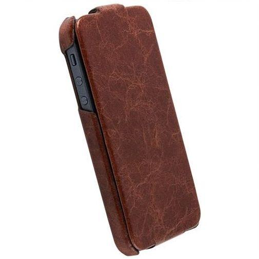 Productafbeelding van de Krusell Tumba Slimcover Samsung Galaxy S III Vintage Brown