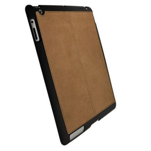 Krusell UnderCover Luna Brown Apple iPad 2