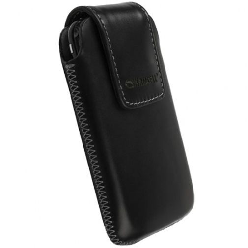 Krusell Vinga Case Black Extra Large