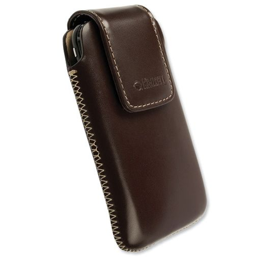 Krusell Vinga Case Brown Medium