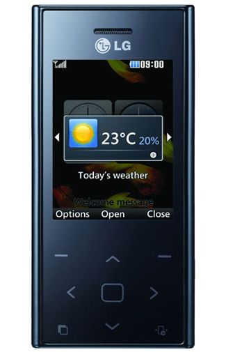LG BL20 New Chocolate Dark Blue