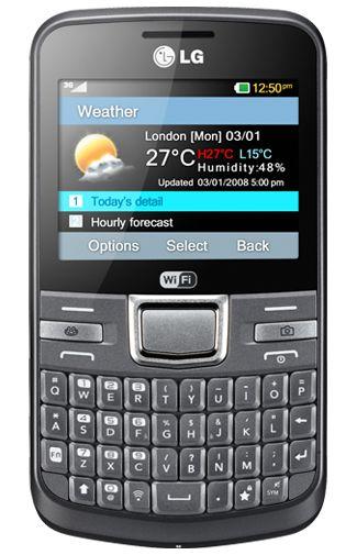 Productafbeelding van de LG C195 Silver