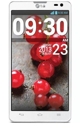 Productafbeelding van de LG D605 Optimus L9 II White