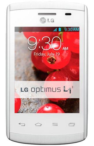 LG E410 Optimus L1 II White