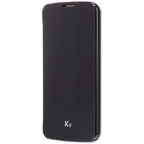 LG Flip Case Black LG K8