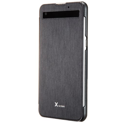LG Flip Case Black LG X Screen