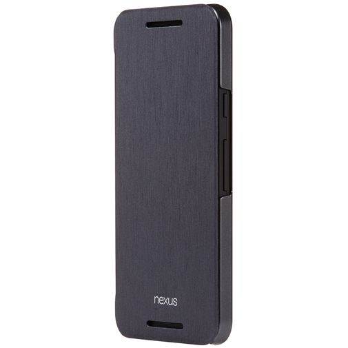 LG Flip Case Black Nexus 5X