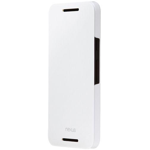 LG Flip Case White Nexus 5X