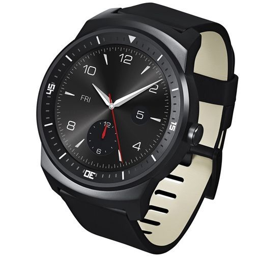 LG G Watch R Black