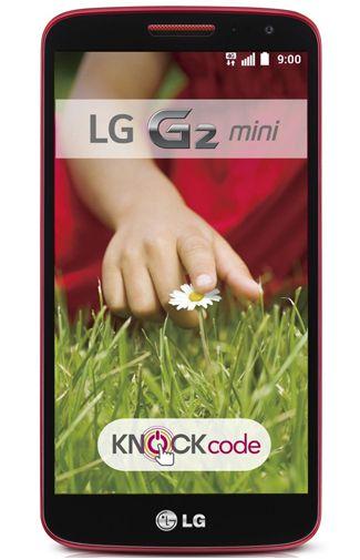 LG G2 Mini Red