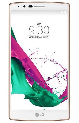 Productafbeelding van de LG G4 White Gold