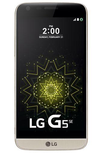 Productafbeelding van de LG G5 SE Gold