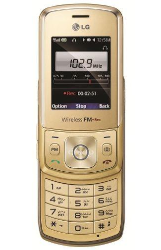 LG GB230 Julia Gold