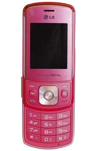 LG GB230 Julia Pink