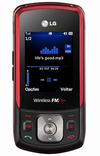 LG GB230 Julia Red