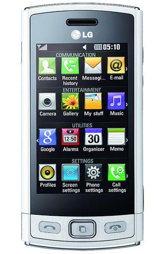 LG GM360 Viewty Snap White