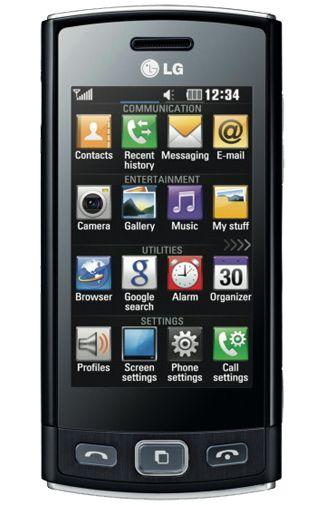 LG GM360 Viewty Snap Black