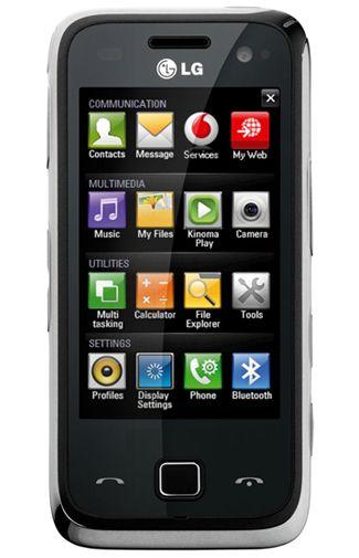 Productafbeelding van de LG GM750