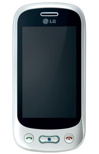 LG GT350 Town Light Silver