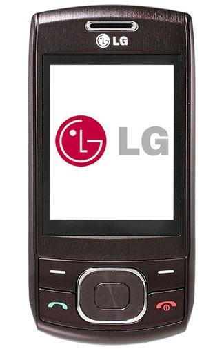 LG GU230 Brown