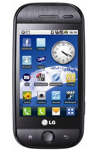 LG GW620 Black