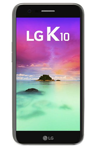 Productafbeelding van de LG K10 (2017) Titan