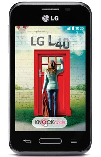 LG L40 Black