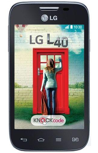 LG L40 Dual Sim Black