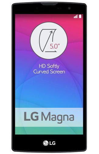 LG Magna Dual Sim Black