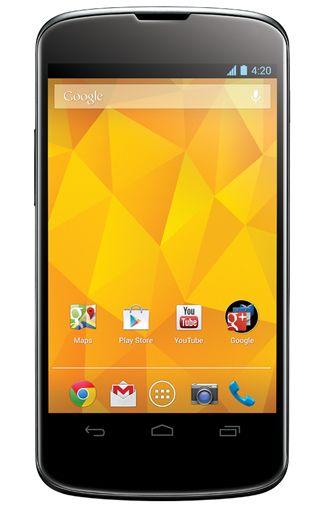 Productafbeelding van de LG E960 Nexus 4 8GB Black