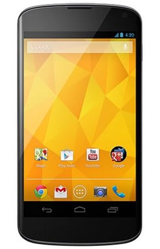 LG E960 Nexus 4 16GB Black