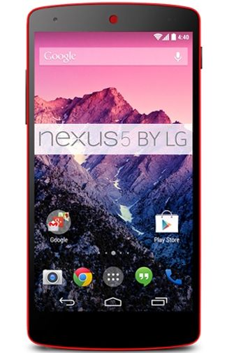 LG Nexus 5 32GB Red