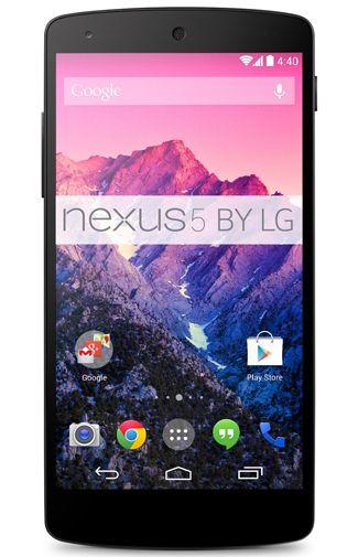 Productafbeelding van de LG Nexus 5 16GB Black