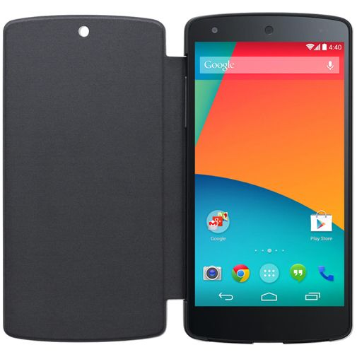 LG Nexus 5 Quick Cover Black