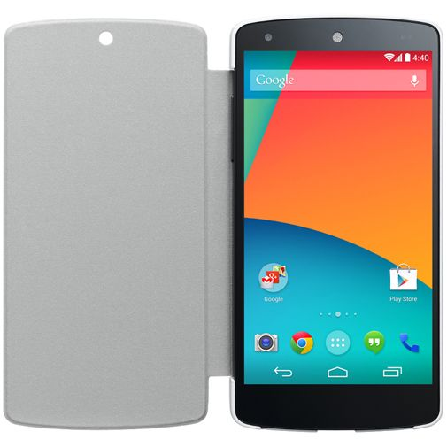 LG Nexus 5 Quick Cover White