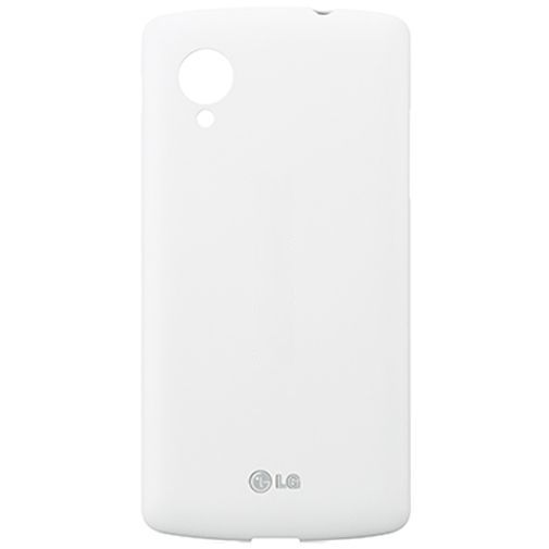 LG Nexus 5 Snap On Case White