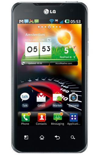 LG P990 Optimus 2xSpeed Black