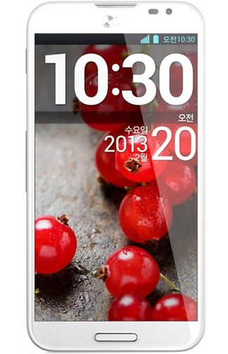 LG E986 Optimus G Pro White