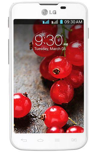 LG E455 Optimus L5 II Dual Sim White