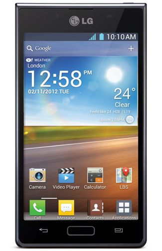 LG P700 Optimus L7 Black