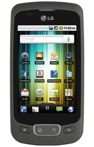 Productafbeelding van de LG P500 Optimus One
