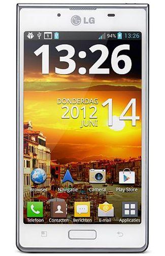LG P700 Optimus L7 White