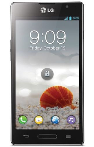 LG P760 Optimus L9 Black