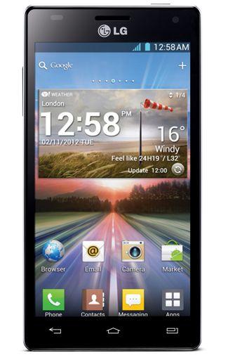 LG P880 Optimus 4X HD Black