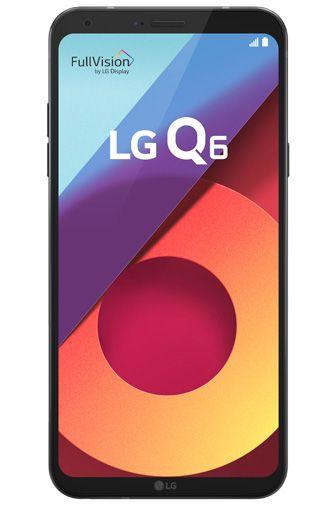 LG Q6 Dual Sim Black
