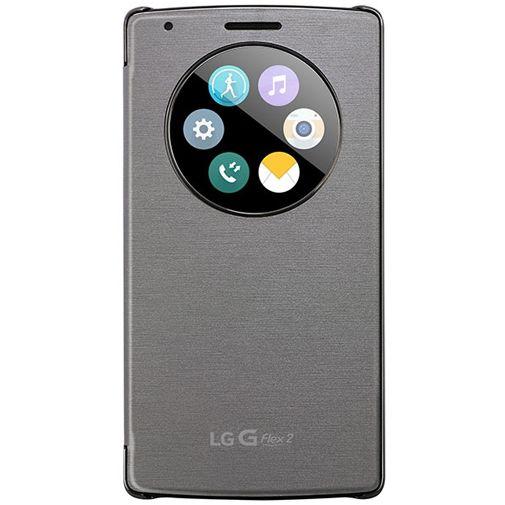 LG Quick Circle Case Black LG G Flex 2