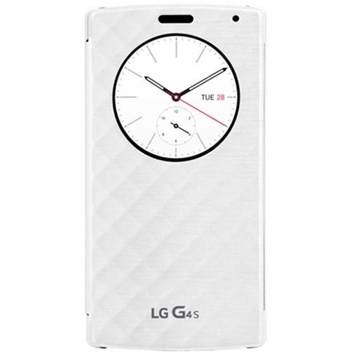 LG Quick Circle Case White LG G4 S