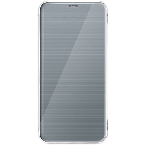 LG Quick Cover Silver G6